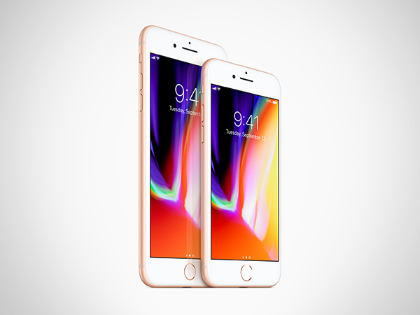 iPhone 8 and iPhone 8 Plus Launched: Threat to other high-end phones