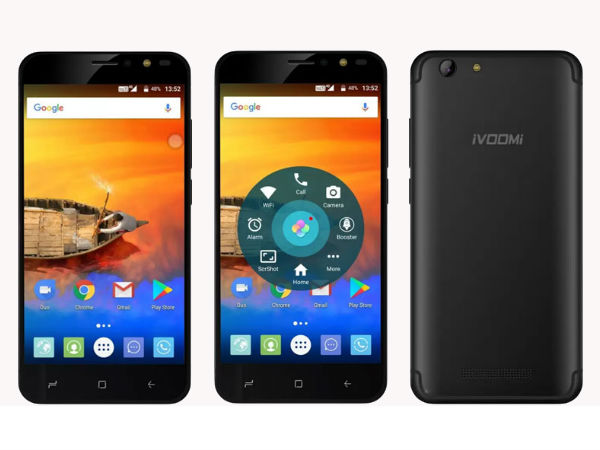 iVoomi Me 3 and iVoomi Me 3S now available for purchase on Flipkart