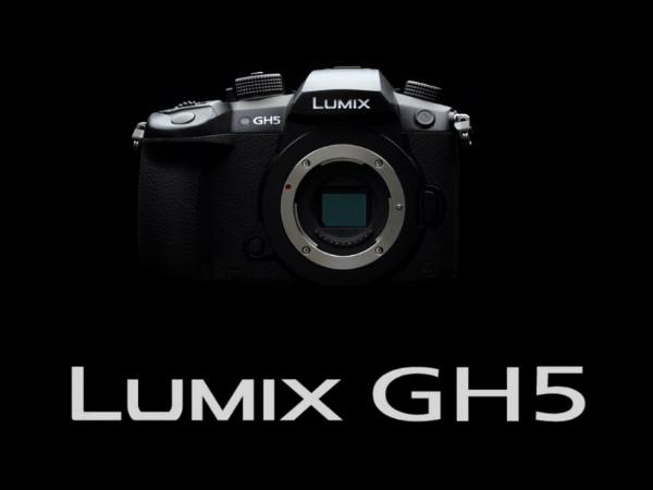 Panasonic Lumix GH-5 will soon get 6K video recording mode