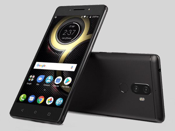 Lenovo K8 Plus launched with dual rear cameras for Rs. 10,999