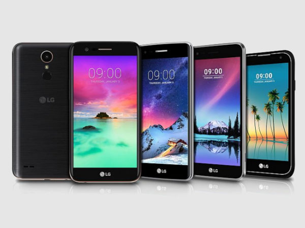 LG India to unveil new K-series smartphones this Wednesday