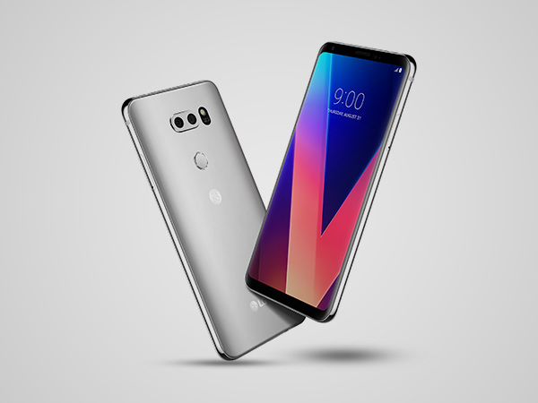 LG may slash the pricing of its flagship LG V30; here's why