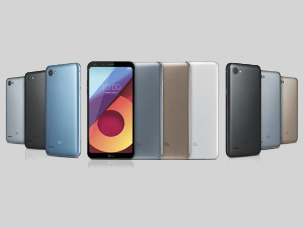 LG Q6+ launched in India: Incorporates bezel-less design and nifty other features