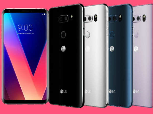 LG V30 may head to India during festive season: Other Smartphones