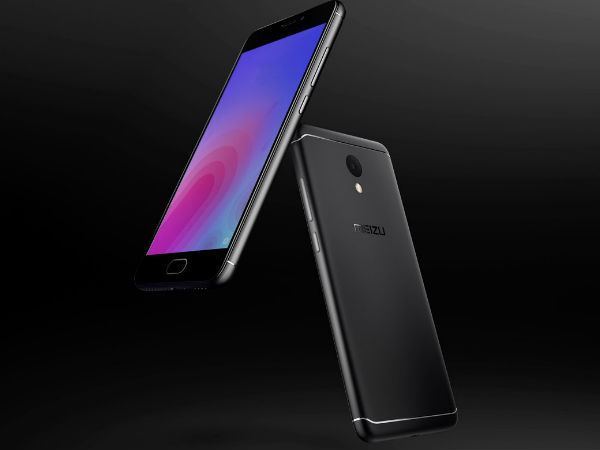 Meizu M6 with 5.2-inch display, fingerprint sensor, 4G VoLTE announced