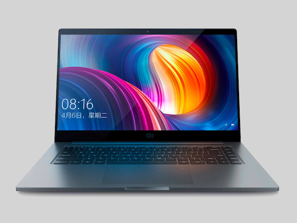 Xiaomi Mi Notebook Pro launched A competition for Apple Mac Book Pro
