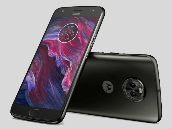 Moto X4 Android One officially announced: Exclusively made for Google Project Fi