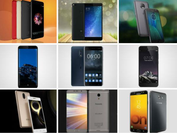 New budget smartphones to buy in September 2017