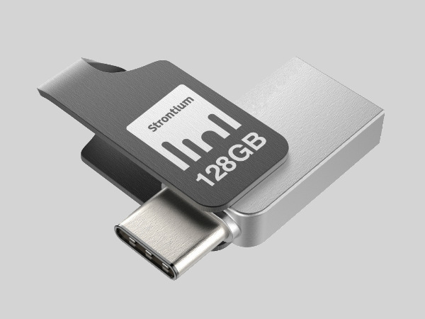 Strontium NITRO Plus (OTG) Type-C USB 3.1 launched: How fast is it?