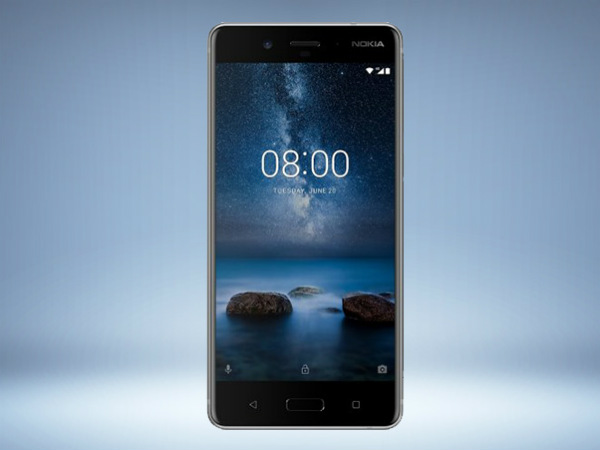 Nokia 8 gets unveiled in India
