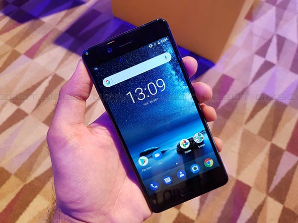 Nokia 8 goes official in India at Rs. 36,999; sale to debut on Oct 14