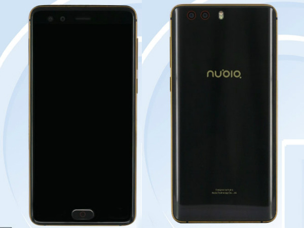 ZTE Nubia NX595J gets certified by TENNA: Unfortunately it is not a bezel-less smartphone