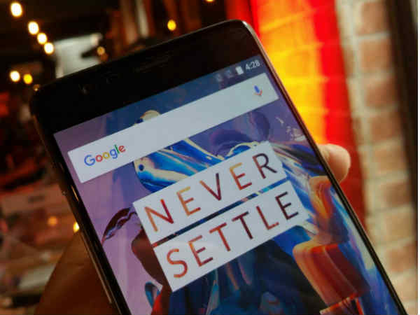 OnePlus 3T is shown running Android Oreo in screenshots