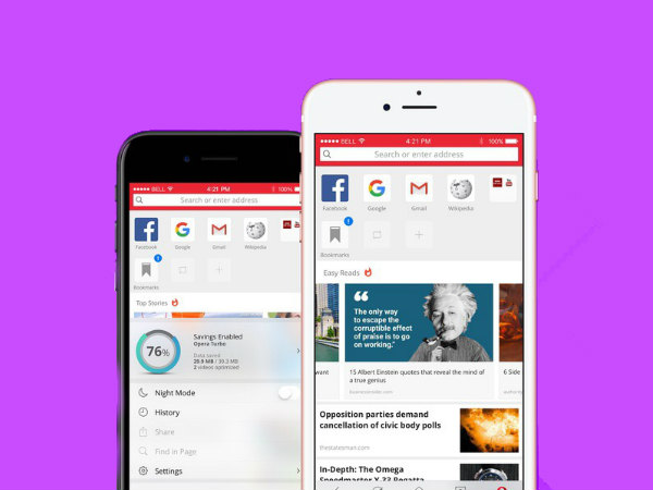 Opera introduces new AI powered Opera Mini browser for iOS users