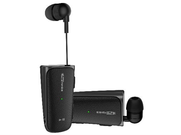 Portronics launches Bluetooth 4.1 headphone Harmonics Klip II in India