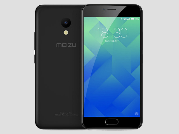 Price cut alert; Meizu M5 with 13MP camera now available at Rs. 7,599