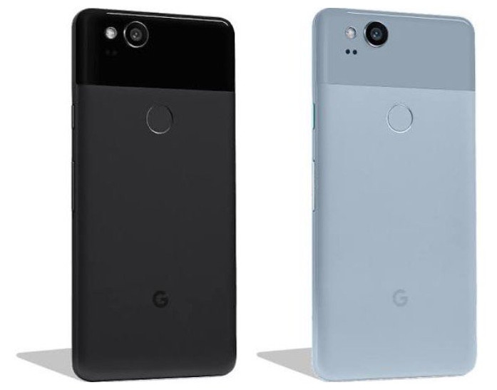 Purported Google Pixel 2, Pixel 2 XL renders and price hit the web