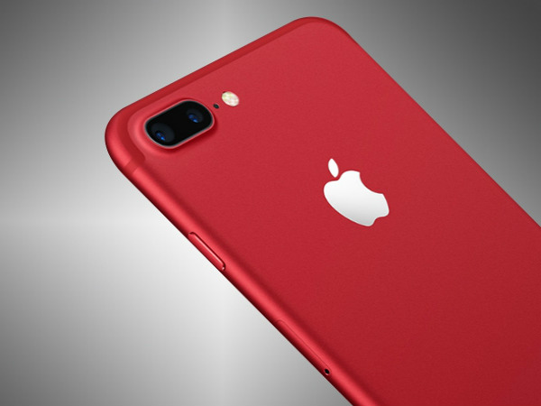 Red iPhone 8 leaks via a short video clip