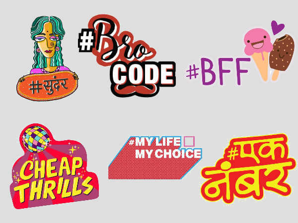 Roposo introduces free stickers pack for Apple iPhone users