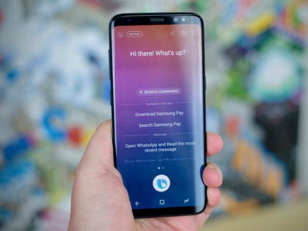 Samsung Bixby Voice finally ariives in India: Limited to few smartphones