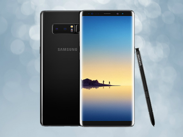 Samsung Galaxy Note 8 launched in India at Rs. 67,900