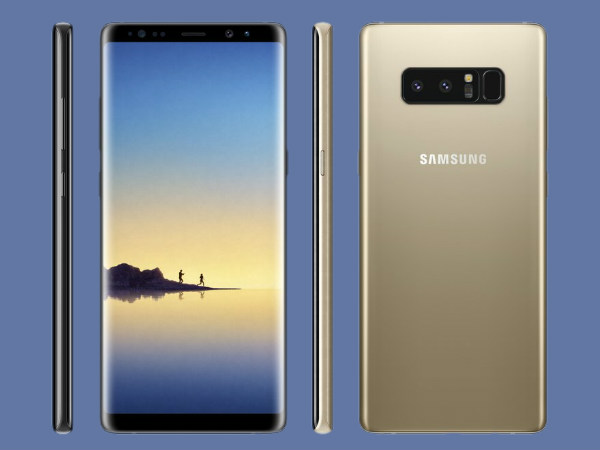 Samsung Galaxy Note 8 Pre-Order started with exchange offers in Amazon