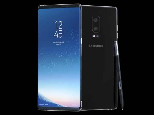 Samsung Galaxy Note 8 pre-registrations cross 2.5 lakhs in India