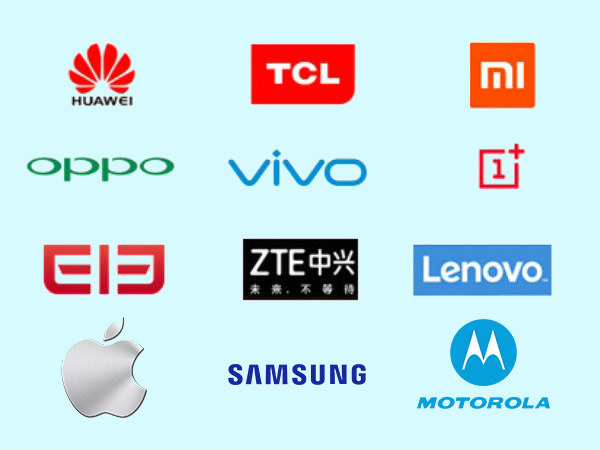 Do you know which is the top smartphone brand in China currently?