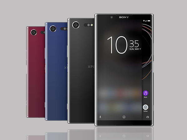 Sony Mobile launches the Xperia XZ1 and XA1 Plus in the UAE