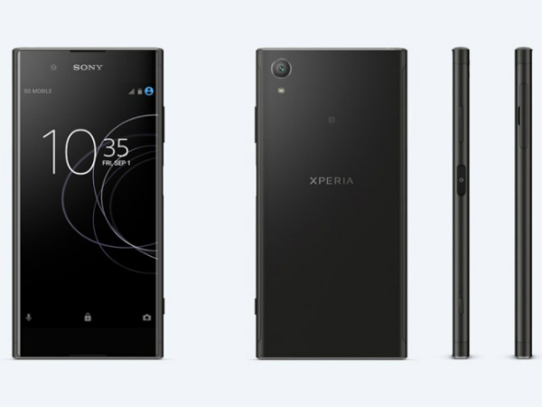 Image result for Sony Xperia XA1 Plus with 23-Megapixel Camera unveiled in India at Rs 24,990