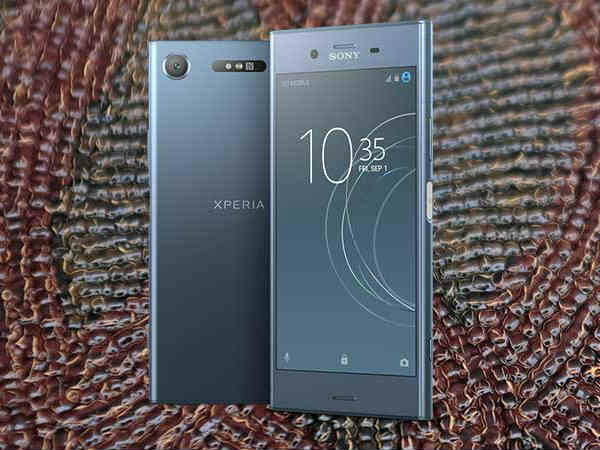 Sony Xperia XZ1 with Android 8.0 Oreo launched in India Rs. 44,990