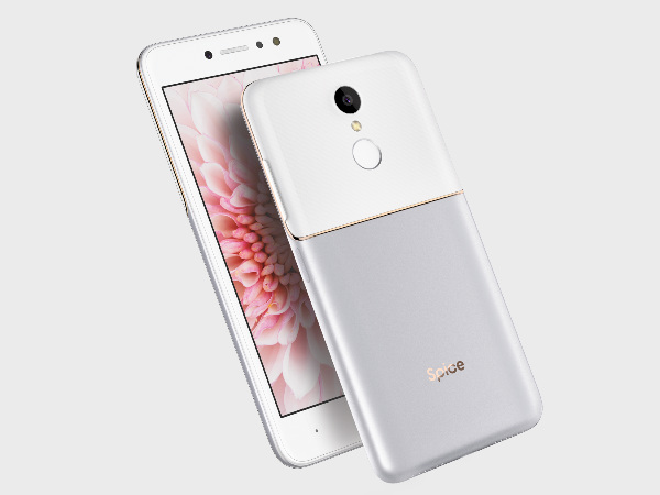 Spice V801 featuring premium and stylish design launched in India