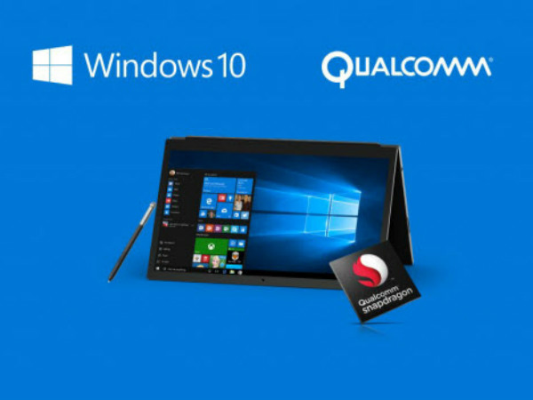 Upcoming Windows 10 PC will be powered by Snapdragon 835: Qualcomm