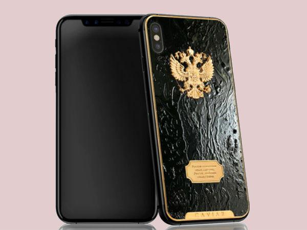 This titanium-clad iPhone X will leave you bankrupt