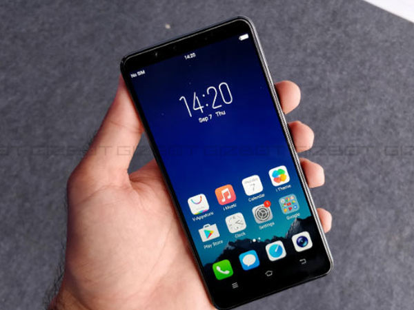 Vivo V7 Plus First Impressions: Strictly for Selfie lovers