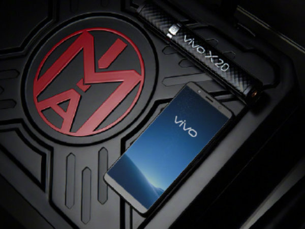 Vivo to launch X20 Mars Edition along with the standard X20 model