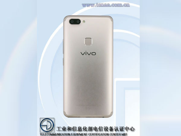 Vivo X20 Plus may be called as Vivo X20A; gets listed on TENAA