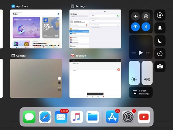 Control center in iOS 11 has a major flaw!