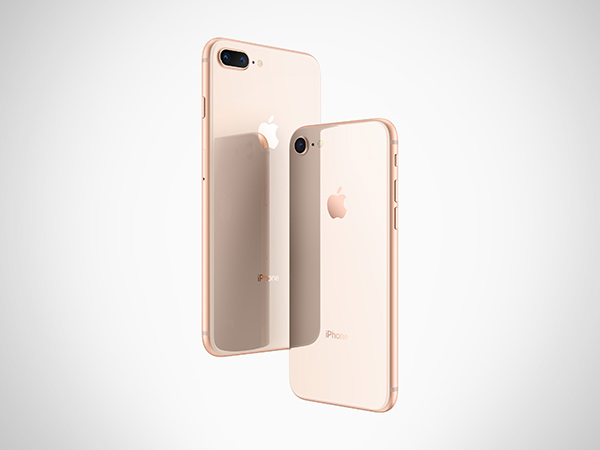 Apple has stepped up its smartphone game with the new iPhone 8 series
