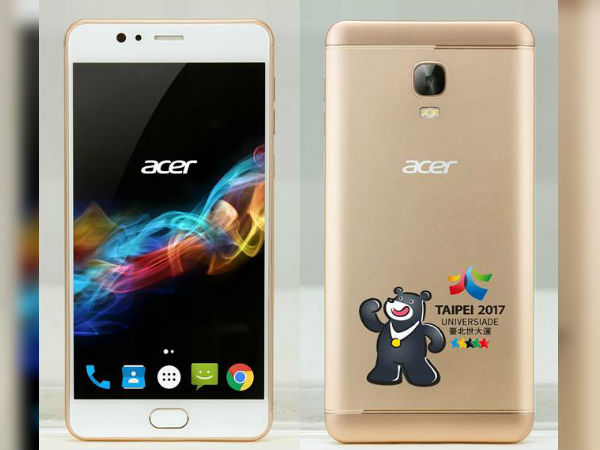 Acer launches Liquid Z6 Max with 4,670mAh battery, 4GB RAM