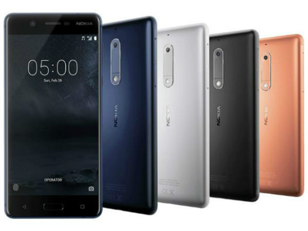 All Nokia Android smartphones will receive Oreo update