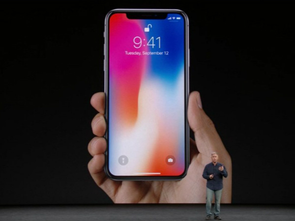 Apple iPhone X with Super Retina Display announced starting $999