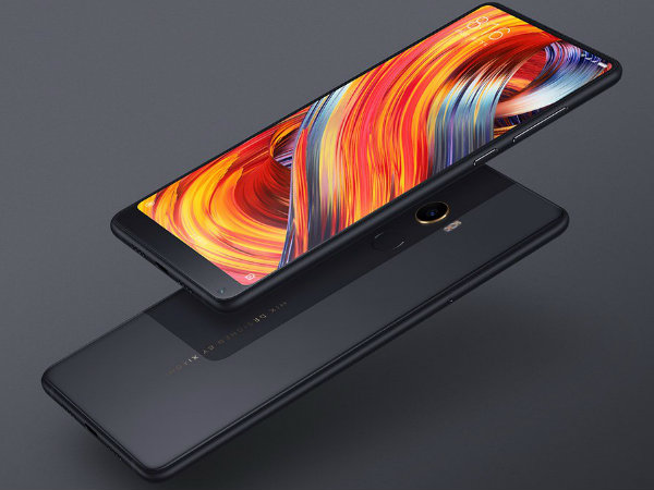 Xiaomi Mi Mix 2 registrations cross 250,000 units within a day