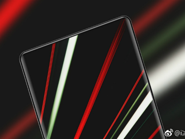 Xiaomi Mi Mix 2's full-screen display 2.0 leaks days before launch