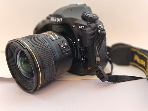 Nikon D850 DSLR is all set to compete with Canon's EOS 5D Mark IV