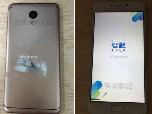 Meizu M6 live images leaked again: Cleary some upgrades over the M5