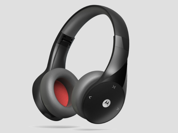 Motorola Pulse Escape headphone with nifty features launched in India