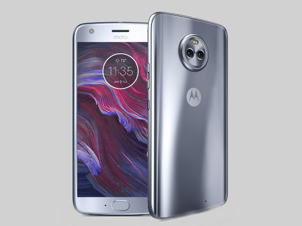 Moto X4 camera tuner app uploaded in Play Store ahead of its launch