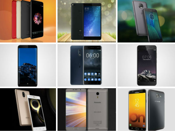 New budget smartphones to buy in September 2017