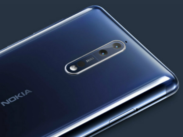 Nokia 8 to receive Android Oreo update soon; Spotted on Geekbench